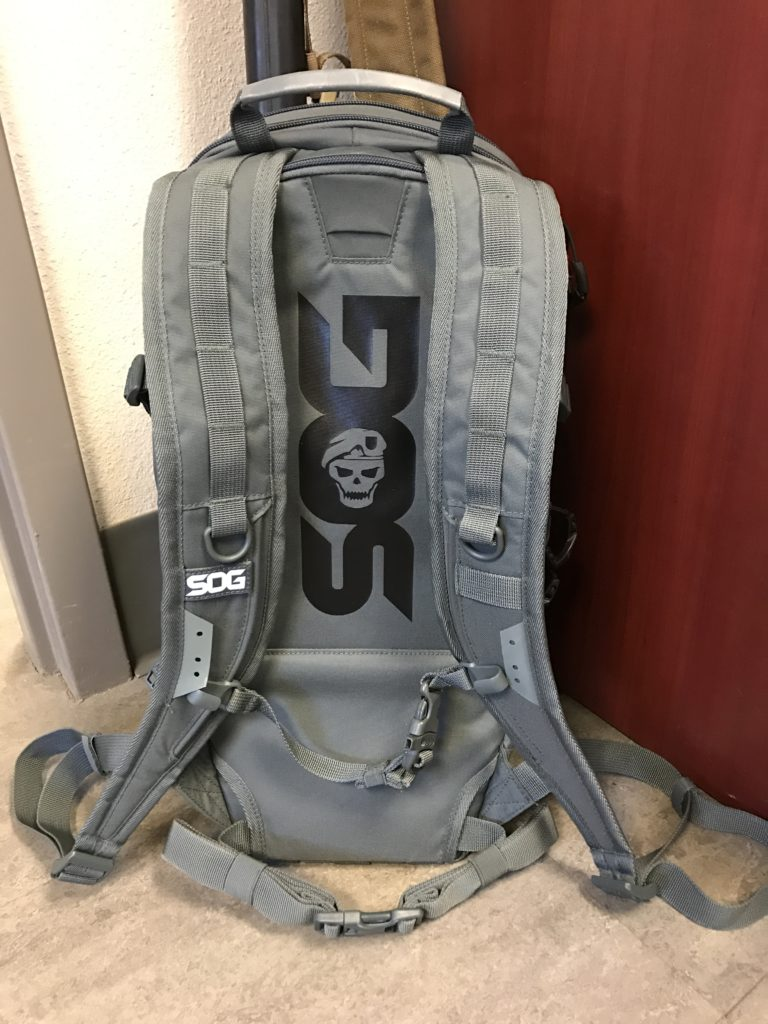 SOG Ranger 12 Minimalist Backpack