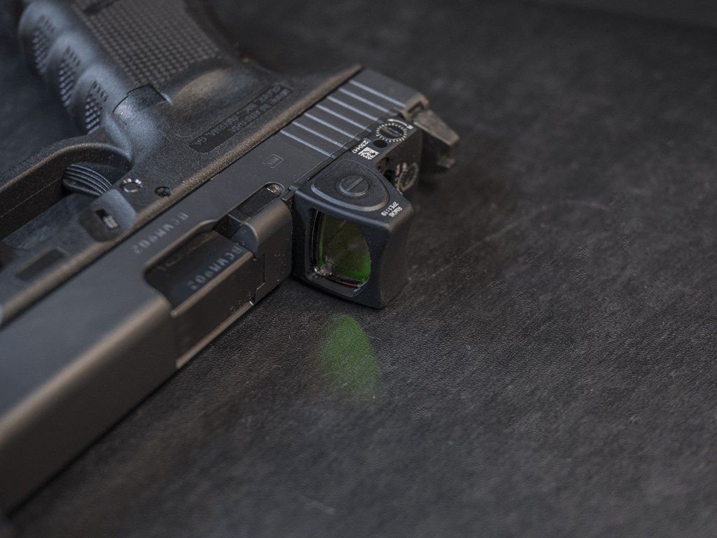 Red Dot Sights on Pistols