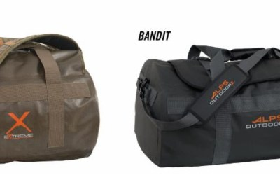 ALPS OutdoorZ Introduces New Duffles - Crusader X and Bandit