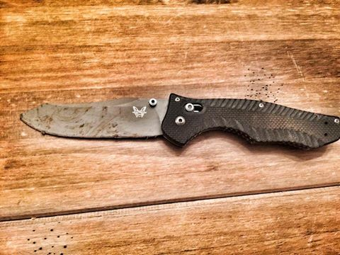 My Knife Story | Benchmade Contego