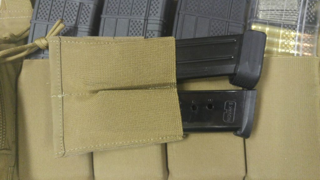 Ten Speed Pistol Pouch - Mini Review