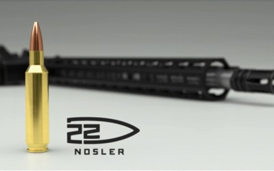 22 Nosler: A Powerful New Cartridge for the AR-15
