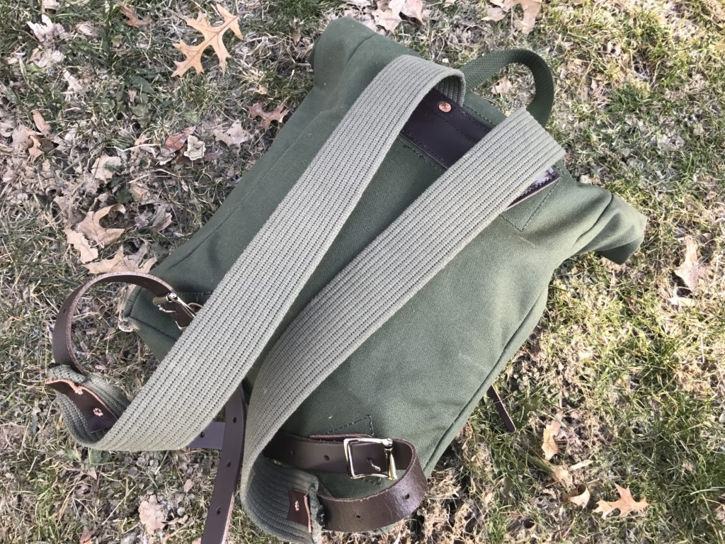 Duluth Pack Roll-Top Scout | Quick Look