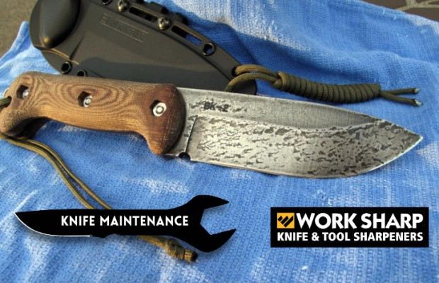 Knife Maintenance Month: Lubricating and Preventing Corrosion