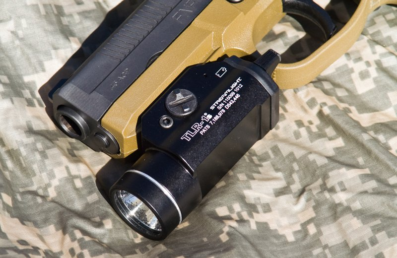 Streamlight TLR-1 Pistol Light: Effective and Affordable
