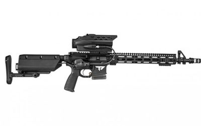 TrackingPoint Introduces the M400XHDR .300 Blackout Rifle