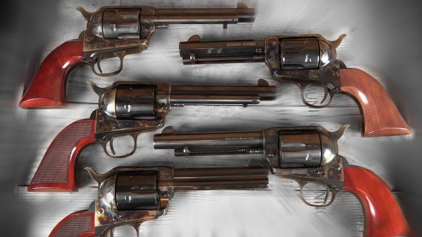 And Now For Something...Completely Different 45 Colt