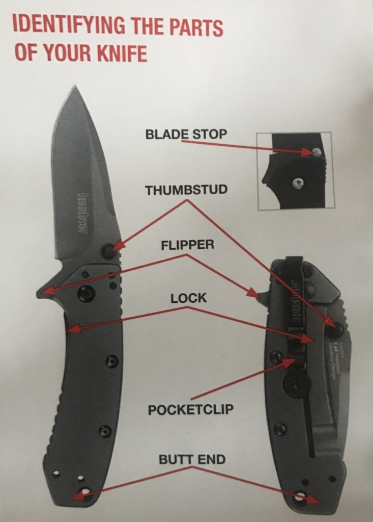 Kershaw Knives – Yields the Dividend