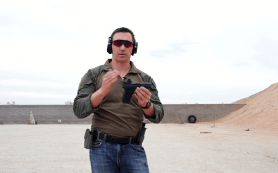 Travis Haley drops some knowledge on RDS equipped handguns