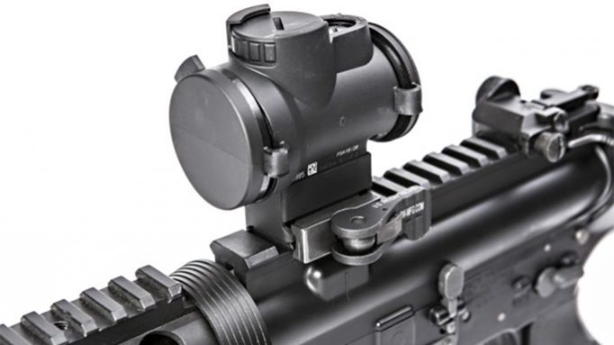 TangoDown Releases New iO Cover for the Trijicon MRO