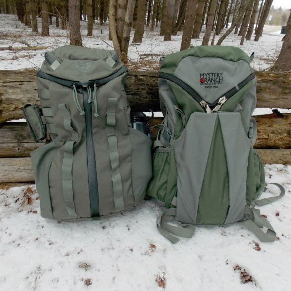 First Look: Mystery Ranch Front Pack