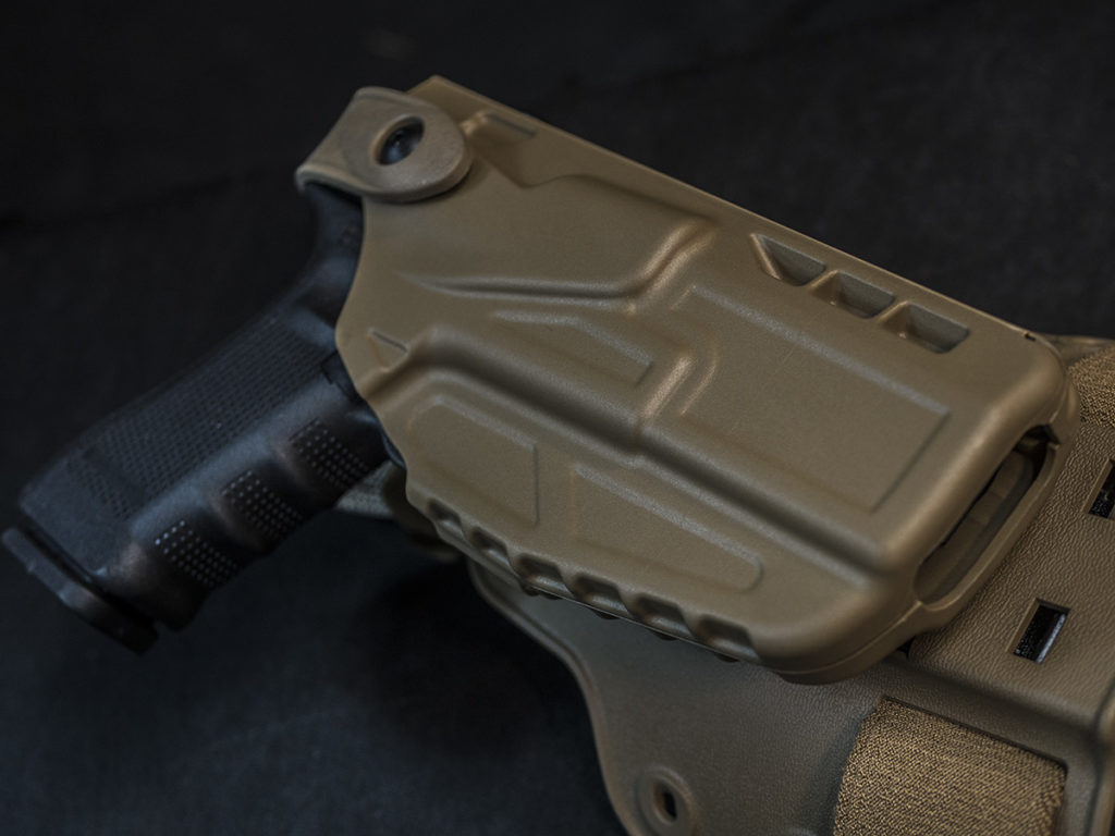 Safariland Model 7304 ALS/SLS holster