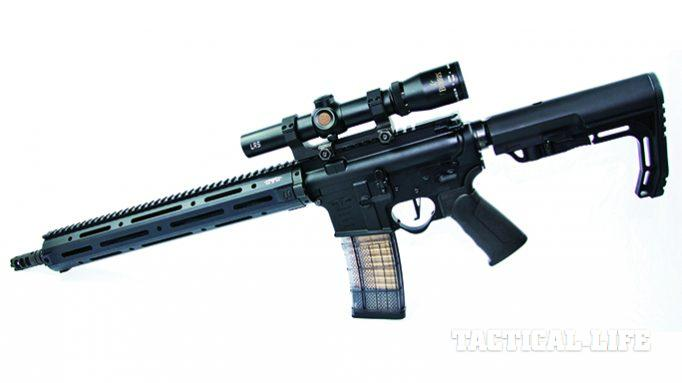 Dawn of a 3-Gun King: Black Dawn's BDR-556-3GLW