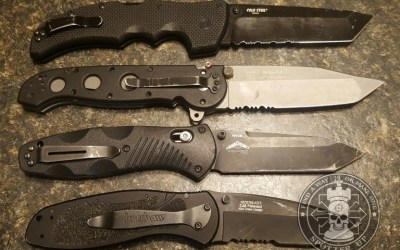 Tanto Knives For EDC: Most Versatile Carry Knife