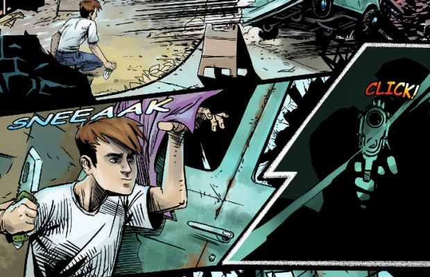 Medford Launches Full Tang Comics to Introduce Knives to the Next Generation