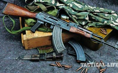 The Steyr Maadi AKM and its Role in the 1984 Classic 'Red Dawn'
