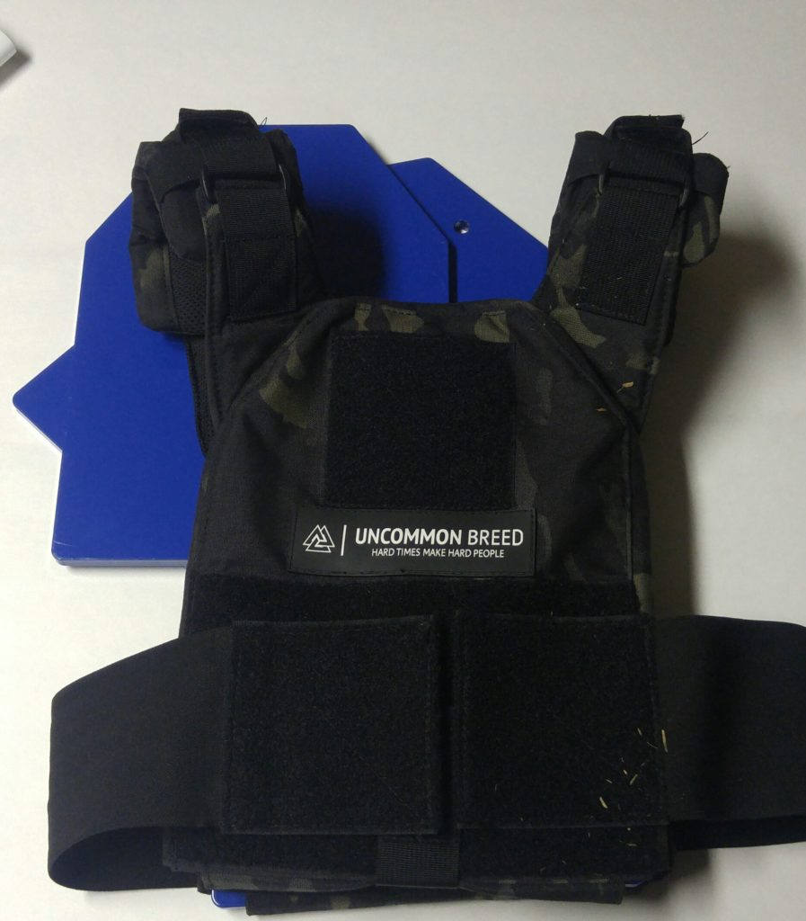 Uncommon Weight Vest Review - Pain and Gain
