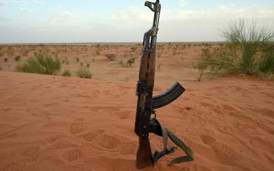 The Cost Of An AK-47 On The Black Market Across The World