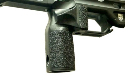 MasterPiece Arms Unveils Enhanced Vertical Grip for MPA BA Chassis