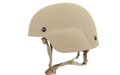 The Army's new combat helmet is up to 24 percent lighter