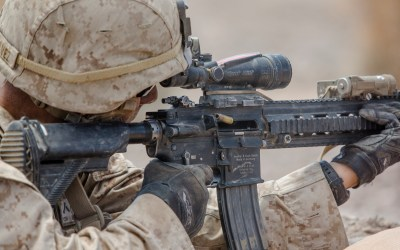 The Corps' quest for the best rifle for infantrymen