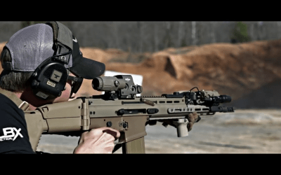 Watch: SCAR 17 Recoil Demonstration