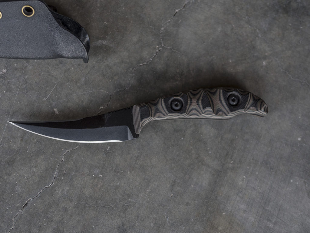 Sentinel Gear Sköll: A vicious close quarters knife