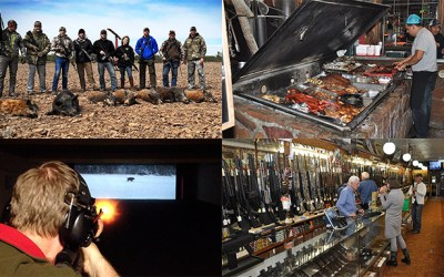 The Ultimate Texas Road Trip Guide for Guns, Grub, and More