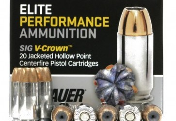 The Ideal cartridge for personal defense? It May Be The .40 S&W