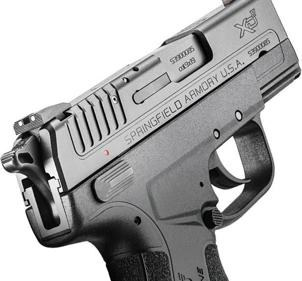 Introducing the New XD-E Pistol from Springfield Armory
