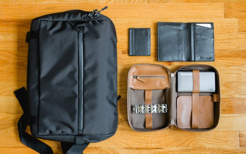 Giveaway: Stylish and Secure Travel Essentials
