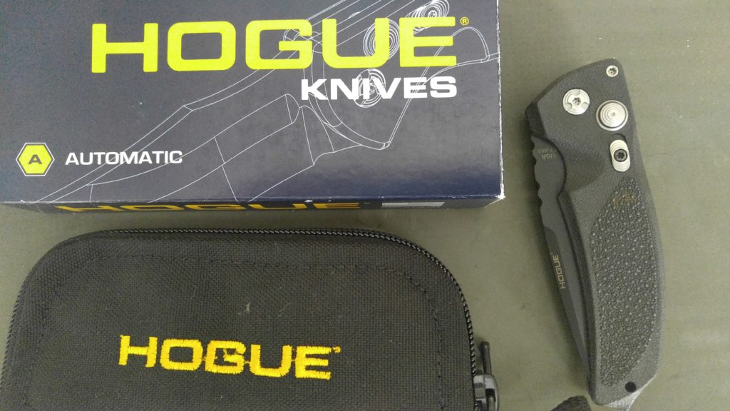Hogue Auto Knife | First Look