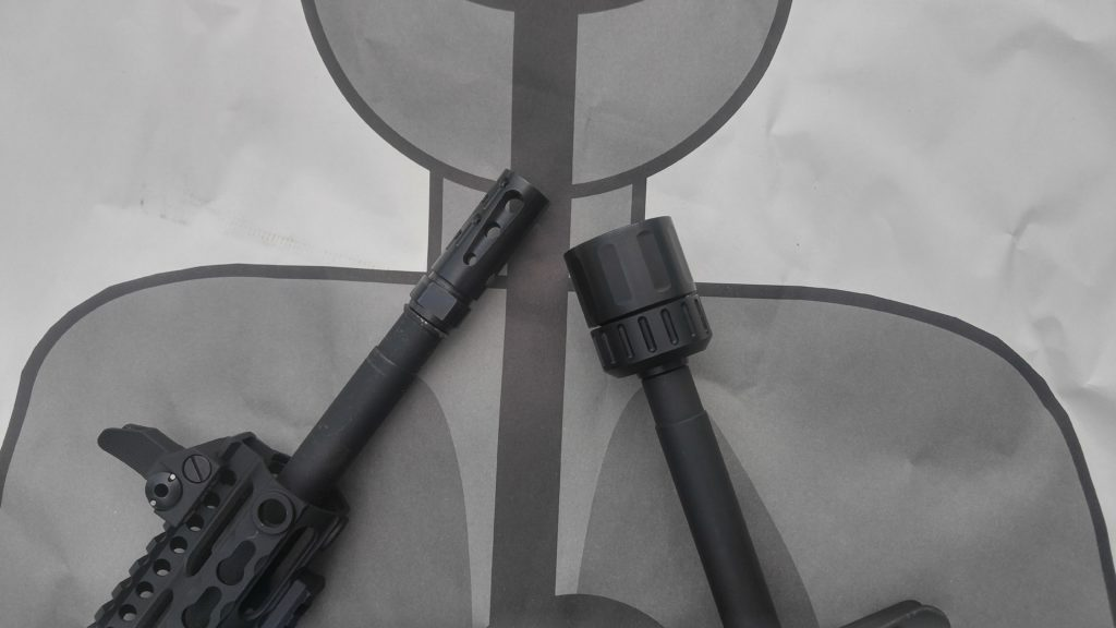 Axelson Tactical Muzzle Devices
