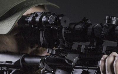Sightmark ReadyFire IR6: Stay on target in complete darkness!