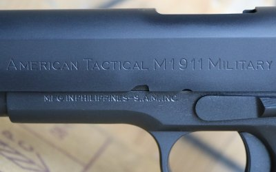 American Tactical M1911 Military