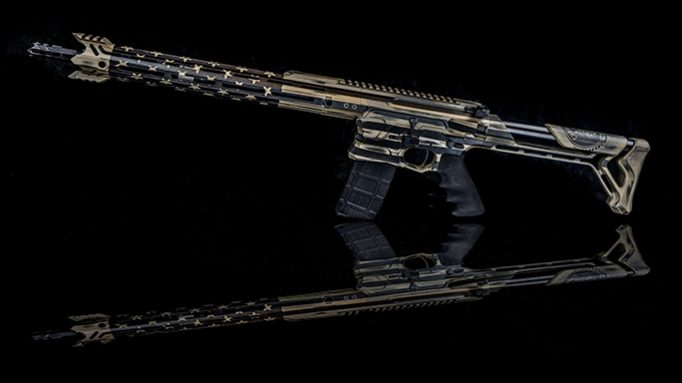 Cobalt Kinetics Is Now Shipping the Chris Kyle 'Glory' Tribute Rifle