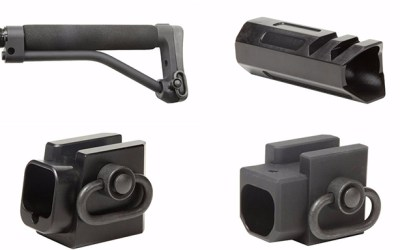 DoubleStar Debuts New Stock, Brake and Receiver Blocks