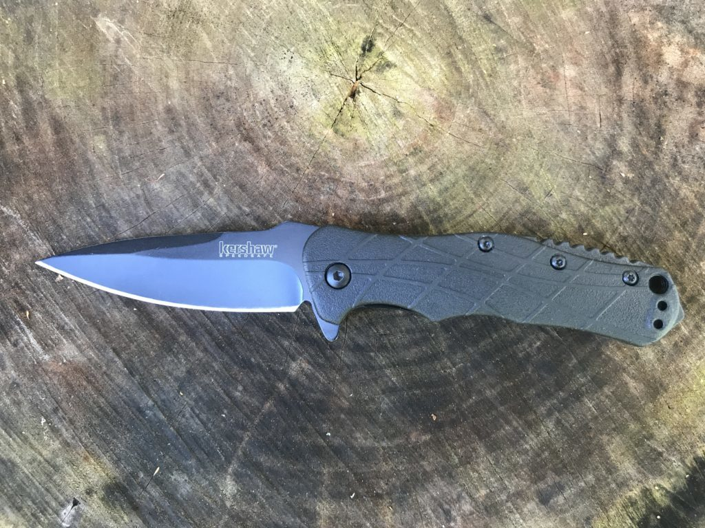Kershaw Knives RJ Tactical 3.0 Folding Knife