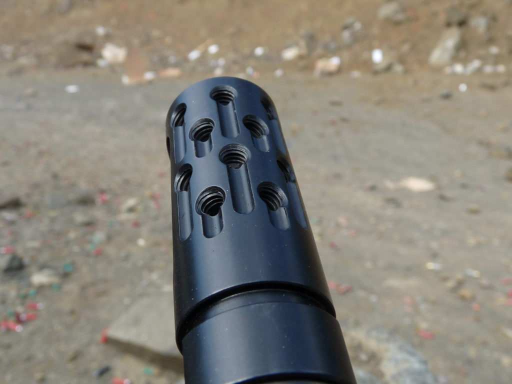 Axelson Tactical ROC Competition Muzzle Brake   Review