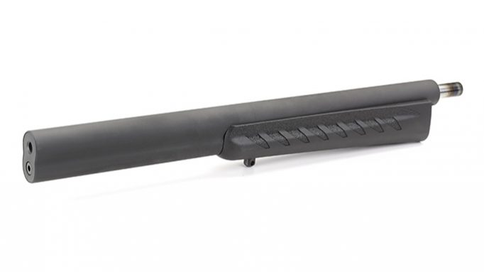 Silent-SR ISB: Ruger Rolls Out Integrally Suppressed Barrel for 10/22 Takedown