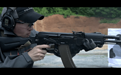 Watch: Arsenal SLR-104 AK74 by TREX Arms