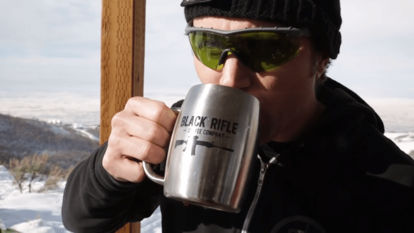 Watch: Jetboil Coffee with Snipers Hide