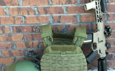 5.11 Tactical Tec Plate Carrier