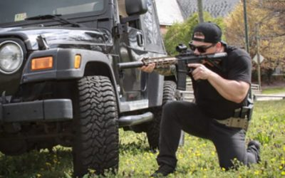 Keep Your Gear at the Ready with High Threat Concealment's QRS Rig