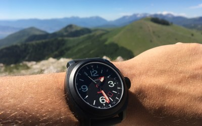 Lum-Tec M59 GMT | Traverse the World in Style