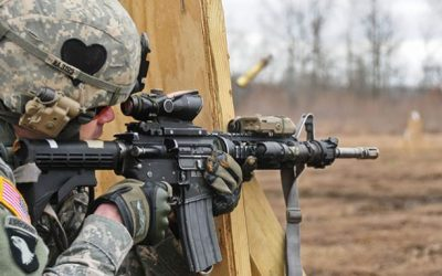 Is the USMC Close to Adopting the Army's M855A1 Round?