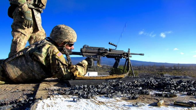 Army Set to Host Classified Industry Days for Next Generation Squad Automatic Rifle