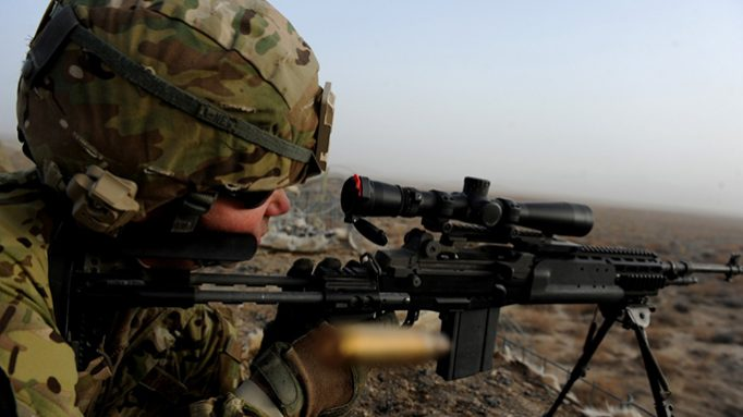 US Army Issues RFI for 7.62 Interim Combat Service Rifle