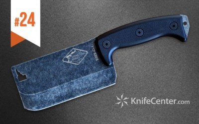 Top 25 Best Selling Blades of 2017: #24 ESEE-CL1 Cleaver