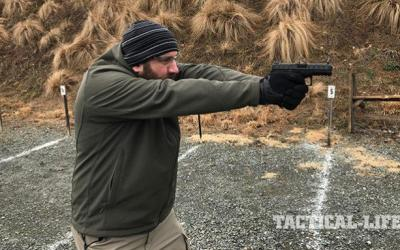 Exclusive Report: Running & Gunning the Beretta APX at an Insider Training Event